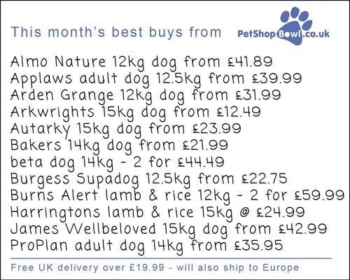 Pet Shop Bowl Offers
