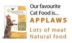 Almo Nature natural cat food