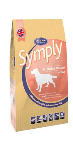 Salmon Based Dog Food For Skin Problems